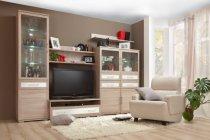 Классические мебельные стенки для гостиной