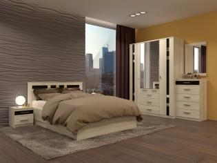 Модульная мебель для спальни «Николь»