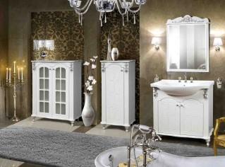 Мебель для ванной комнаты «Версаль» КМК 0454