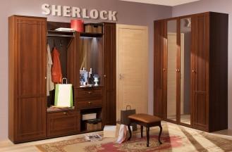 Мебель для прихожей «Sherlock» орех шоколадный