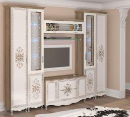 Модульная мебель для гостиной «Династия»