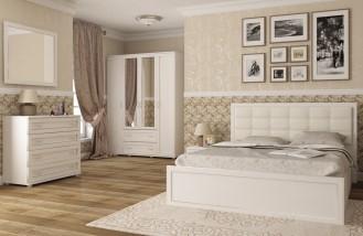 Модульная мебель для спальни «Ника-Люкс»