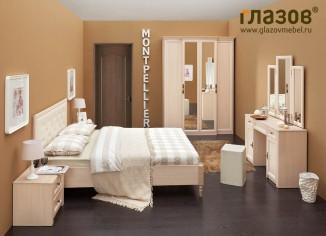 Модульная мебель для спальни «Montpellier»