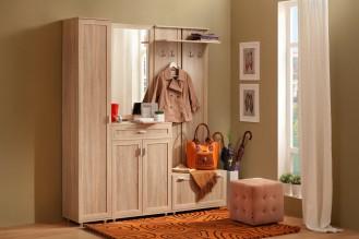Модульная мебель для прихожей «Цна-М»