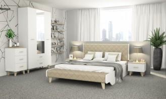 Модульная мебель для спальни «Ларго»