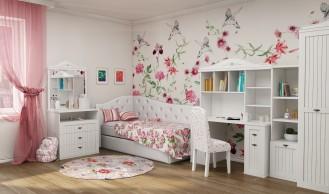 Модульная детская мебель «Николь»