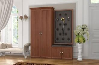 Модульная мебель для прихожей «Престиж»