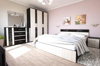 Модульная мебель для спальни «Вега EVO»