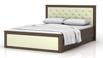 Кровать «Инфинити» с подъемным мех-мом 140х200 (выставочный образец)