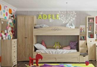 Модульная детская мебель «ADELE»