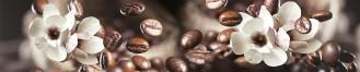 Стеновая панель «Кофейный аромат»