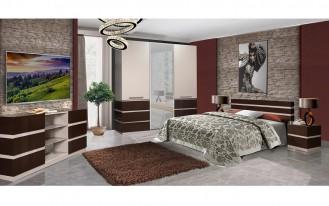 Модульная мебель для спальни «Хилтон»