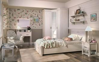 Модульная мебель для детской «Афродита»
