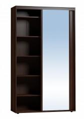 Шкаф-купе 303 «Sherlock» орех шоколадный