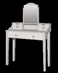 «Марсель» Стол туалетный 43 с зеркалом