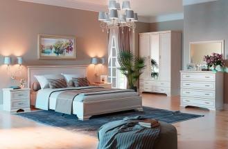 Спальный гарнитур «Сиена»