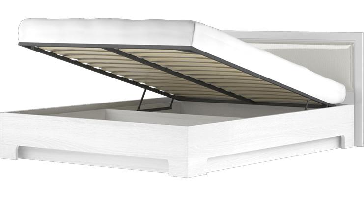 ecab1748f0e2c Капри» 1 Двуспальная кровать с подъемным механизмом купить недорого ...