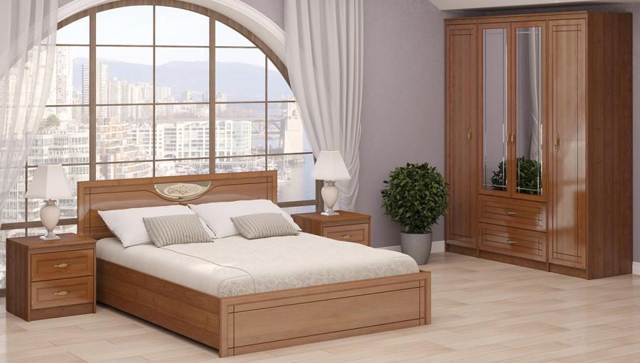 Модульная мебель для спальни «Лондон» купить недорого в Санкт-Петербурге 9c8142533db