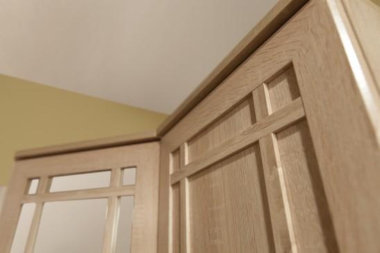 Модульная стенка в гостиную «Sherlock» дуб сонома