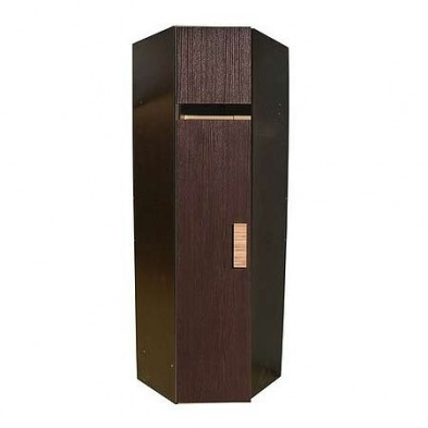 Прихожая «Hyper» Шкаф угловой 2 Фасад венге