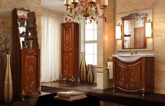 Мебель для ванной комнаты «Венеция» КМК 0461