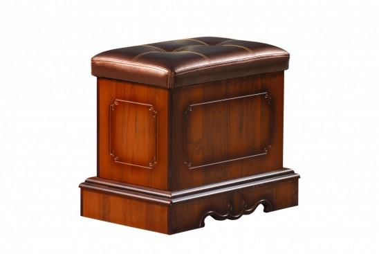 Пуф с ящиком для хранения «Амелия» КМК 0435.20
