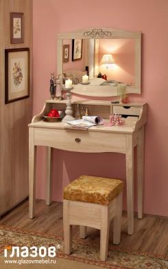 Спальня «ADELE» 10 Столик туалетный (без зеркала)