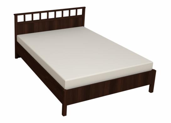 «Sherlock» Кровать двуспальная Люкс + деревянное основание