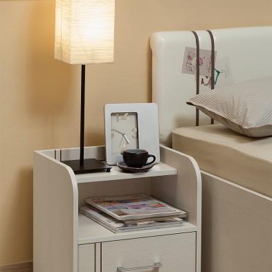 Модульная мебель для спальни «BERLIN» Бодега Светлый