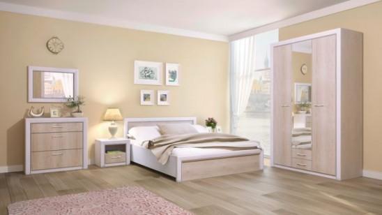 Модульная мебель для спальни «Мальта»