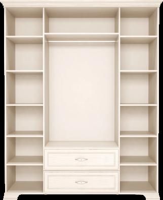 Шкаф для одежды 4-х дверный с ящиками 02  «Венеция»