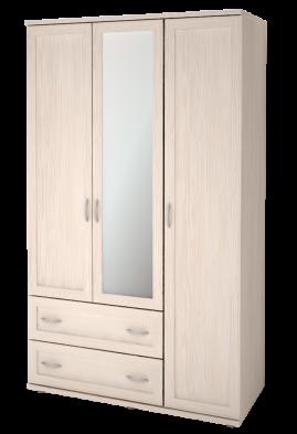 Шкаф для одежды 3-х дверный 18Р «Ника-Люкс»