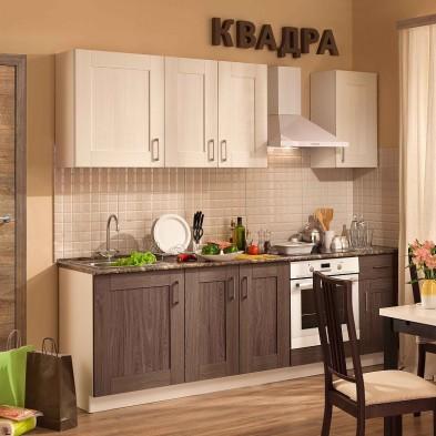 Готовая кухня «Квадра»