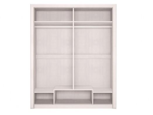 Шкаф для одежды 4-х дв с зеркалом 11 «Мальта»