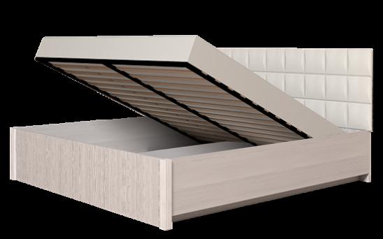 Двуспальная кровать Люкс с подъемным механизмом «Марчиана»