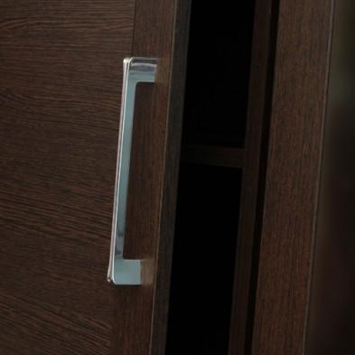 Модульная мебель для гостиной «Парма Люкс» венге
