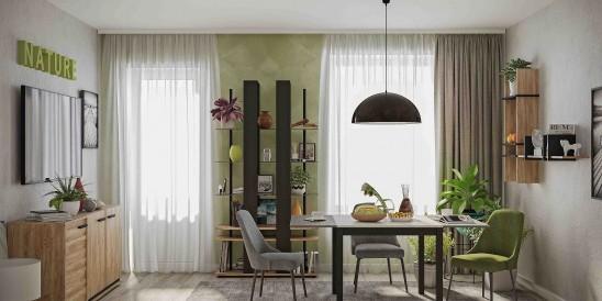 Модульная мебель для гостиной «Nature»