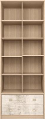 Шкаф комбинированный (02) «Ультра»