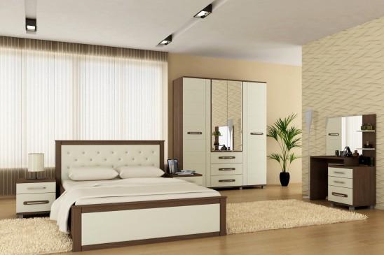 «Инфинити» Кровать двуспальная с подъемным механизмом