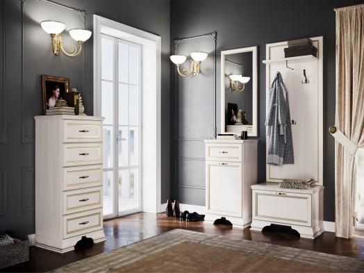 Модульная мебель для прихожей «Сиена»