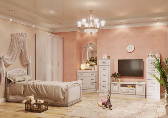 Модульная мебель для детской «Мelania»