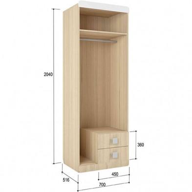Шкаф №2 «Стиль»