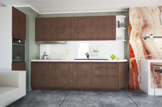 Модульная кухня «БРОНКС» 2,3