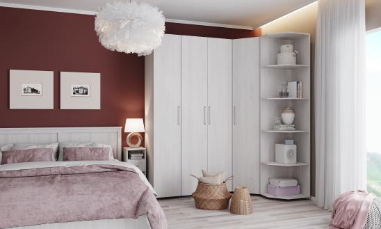 Модульная спальня «Монако»