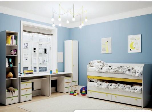 Модульная мебель для детской «Мамба»