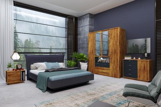 Модульная мебель для спальни «Вега Бавария»
