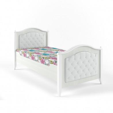 Кровать с каретной стяжкой «Классика»