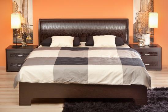 Двуспальная кровать 3 с подъемным механизмом «Парма»