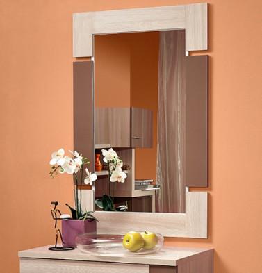 Гостиная «Berlin 3» Зеркало настенное глянец