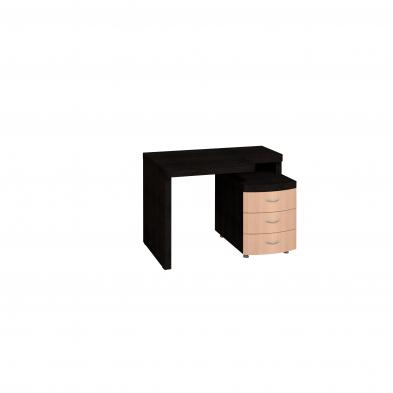 Модульная гостиная «Элегия» Стол письменный 1